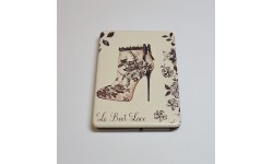 Maranda Ti Vintage Collection Oblong Compact Mirror - Le Boot Lace