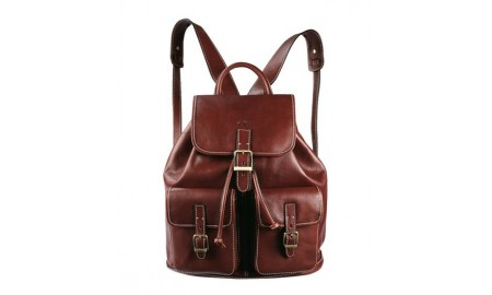Katana Brown Back Pack