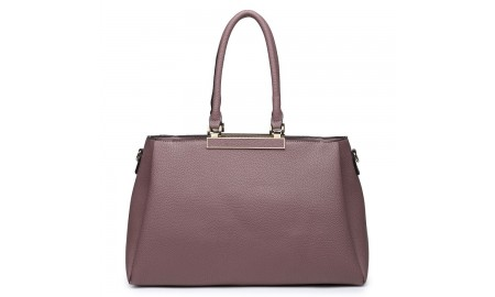 House of Milano Large Grab Bag - Lilac