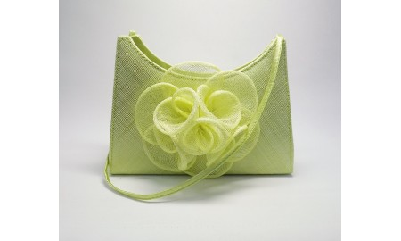 Jane Anne Designs - Lime Green Occasion Bag