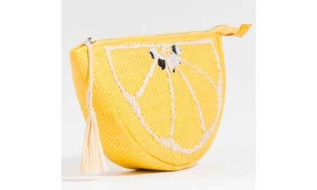 Pia Rossini Citrus Clutch Bag