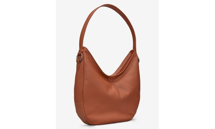 67e6f5d63e5 Yoshi Ludlow Leather Shoulder Bag - Tan