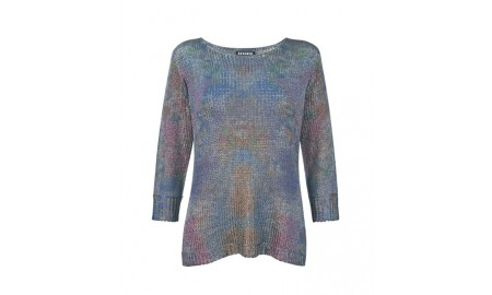 Casamia 3/4 Sleeved Multicolour Jumper