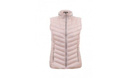 Marble Pale Pink Gilet