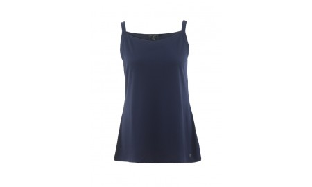 Marble Camisole Top - Navy