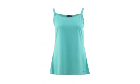 Marble Camisole Top - Turquoise