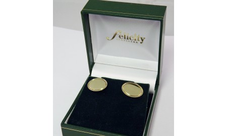 9ct Gold Cufflinks