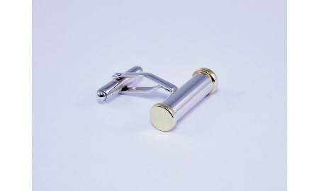 9ct Gold Bar Cufflinks