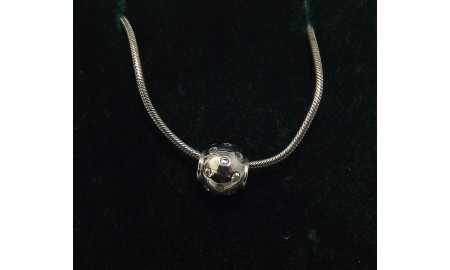 Pre-owned 9ct White Gold Pendant