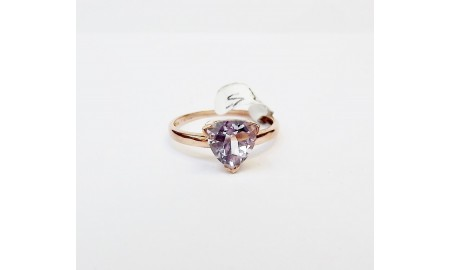 9ct Gold Quartz Ring