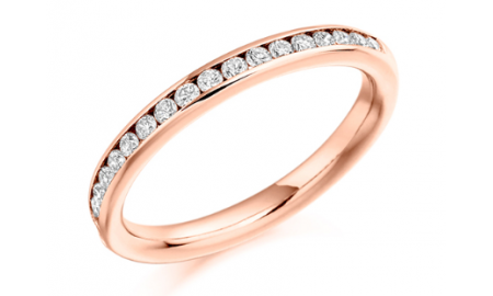 The Raphael Collection - Half Eternity Ring