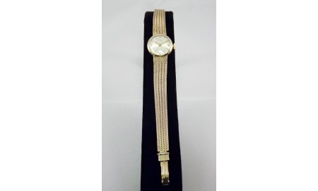 Vintage Ladies Gold Wrist Watch