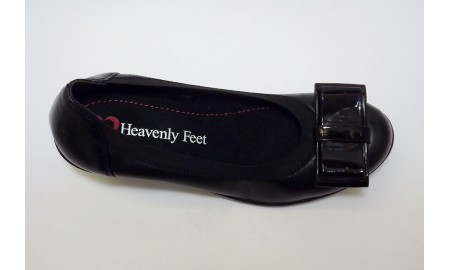 Heavenly Feet Manhattan - Black
