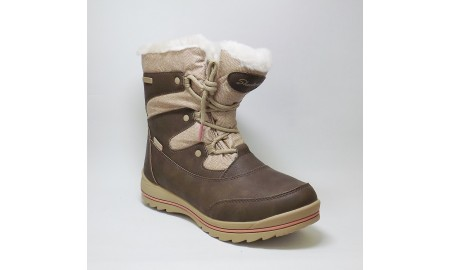 Skechers Colorado - Castle Rock Boots - Brown & Tan