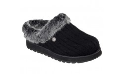 Skechers - Bobs Keepsakes - Ice Storm Slippers - Black