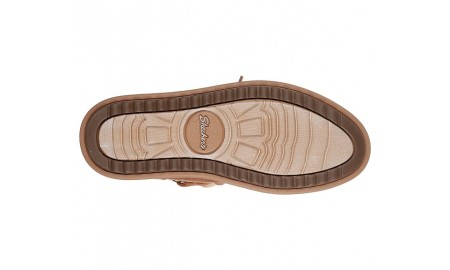 Skechers Keepsneak - Avalanche - Chestnut
