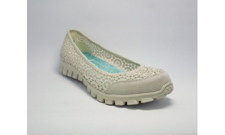 Skechers EZ Flex 2 - Flighty - Natural