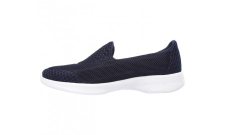 Skechers Go Walk4 - Propel - Navy & White