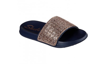 Skechers 2nd Take - Summer Chic Sandals - Navy