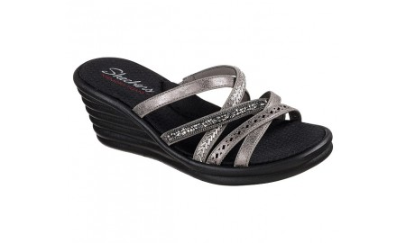 Skechers Rumblers Wave - New Lassie - Pewter
