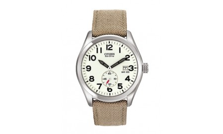 Citizen Gents Fabric Strap Watch